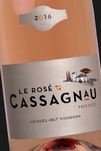 Cassagnau rosé