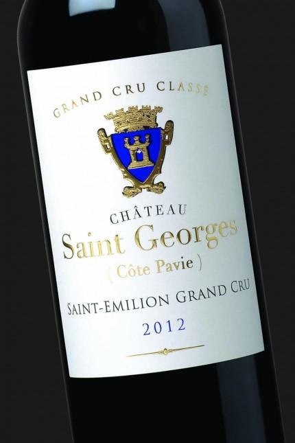 Saint Georges Côte Pavie