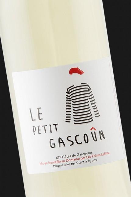 Le Petit Gascoûn blanc süß
