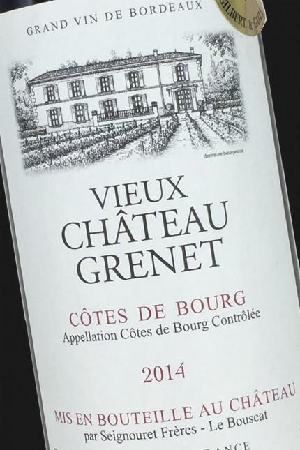 Vieux Château Grenet